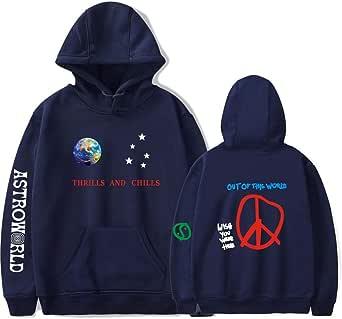 Flyself Women's BTS Hooded Lightweight Down Jacket Hooded Short Winter Puffer Jacket Long Sleeve Zip Coat