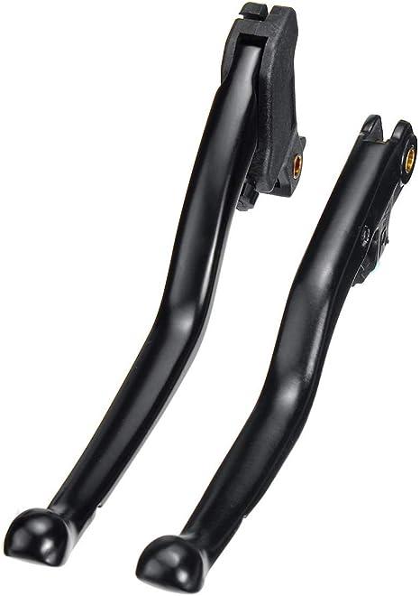 WOVELOT Freins R/éGlables en Alliage de Moto Leviers dembrayage Fix/éS pour F800Gs F800R F800S F800St F800Gt F700Gs G650Gs F650Gs