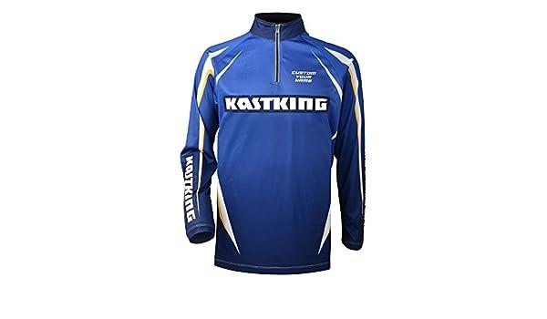 KastKing® Pesca Personalizada Jersey SPF 50 de protección UV de Manga Larga Camiseta, Modificado para requisitos particulares para añadir su Nombre y el ...