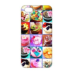 Evil-Store Delicate delicious cakes 3D Phone Case for iPhone 5s