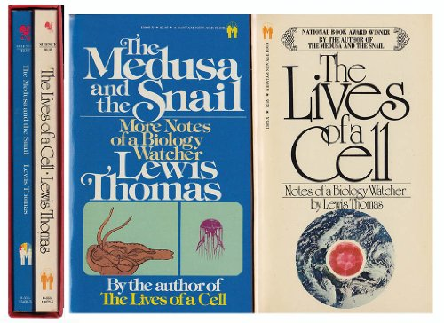 a review of the medusa and the snail a book by lewis thomas The medusa-snail story is a particularly extraordinary tale of a mature jellyfish engulfing a tiny newly-hatched slug--only to be devoured bit by bit until the snail .