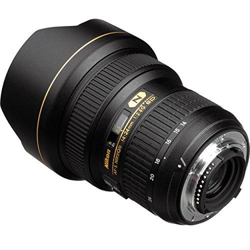 Nikon AF-S NIKKOR 14-24mm f/2.8G ED Lens with Professional Bundle Package Deal Kit for D3400, D3500, D5300, D5600, D7200, D7500, D750, D610, D500, D810, D850 by Nikon (Image #4)