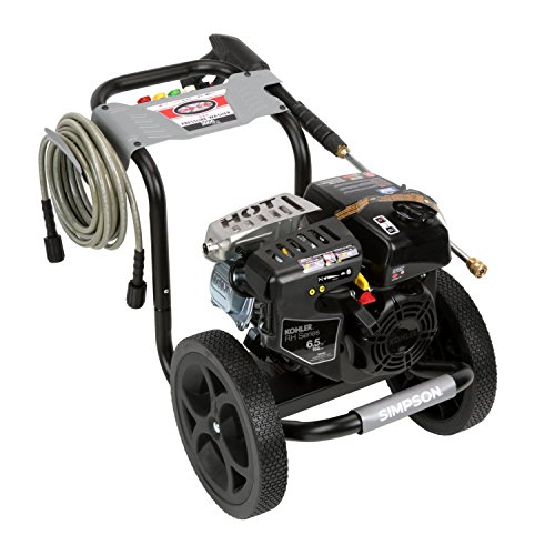 3000 psi gas power washer - 4