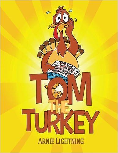 tom the turkey thanksgiving books for kids arnie lightning