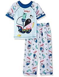 Toddler Boys George 2 Piece Pajama Set