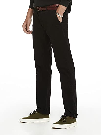 Shopping Discounts Online Mens Blake-Stretch Baumwollepleated Relaxed Slim Fit Trouser Scotch & Soda Cheap Sale Footaction G5coA8bBEf