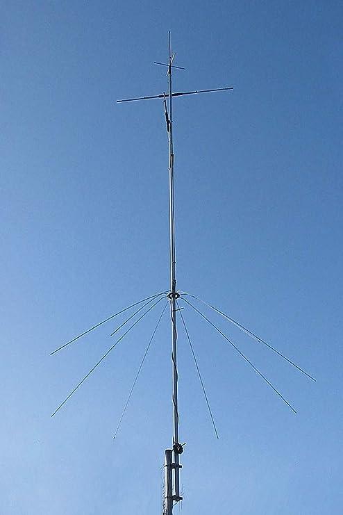 Cushcraft MA5VA 5 bandas 10-20M HF vertical: Amazon.es ...