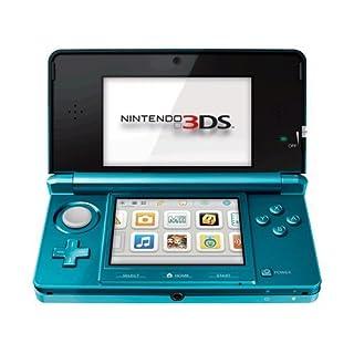 Nintendo 3DS - Aqua Blue (B002I090AG) | Amazon price tracker / tracking, Amazon price history charts, Amazon price watches, Amazon price drop alerts
