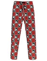 Disney Mickey Mouse Mens Mickey Mouse Lounge Pants