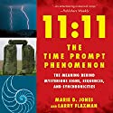 11:11 the Time Prompt Phenomenon: The Meaning Behind Mysterious Signs, Sequences, and Synchronicities Audiobook by Marie D. Jones, Larry Flaxman Narrated by Sheila Book
