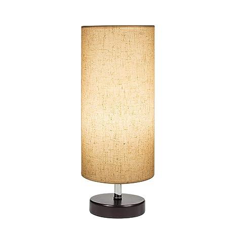 Deeplite Bedside Table Lamp Bedside Lamp Nightstand Lamp With