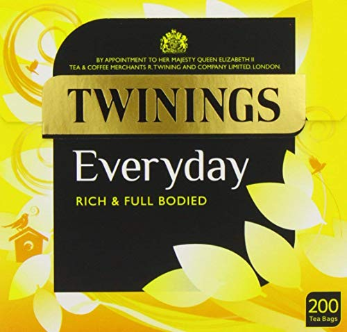 Twinings Everyday Tea 200 (Pack of 3)