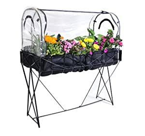 FlowerHouse FHSG101 Stand-Up Garden Greenhouse System (Discontinued by Manufacturer)