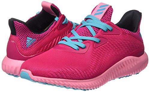 Mixte Rosa Adidas De Chaussures J blau Fitness Enfant Alphabounce wXvOvq0