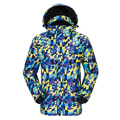 Mountaineering Double Single Picture8 Men Ski Coat Jacket Outdoor Skiing Fashion Thick Warm Board As and Yuncai xfRPwzTqF