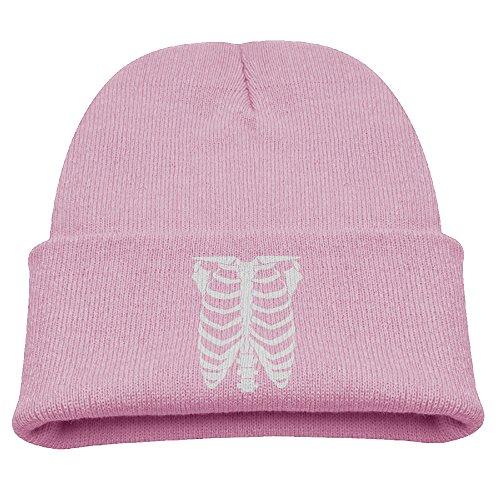 Unisex Wool Hat Cool Beanie Winter Halloween Skeleton Glow In The Dark Beanie Cap WinterCap Beanie