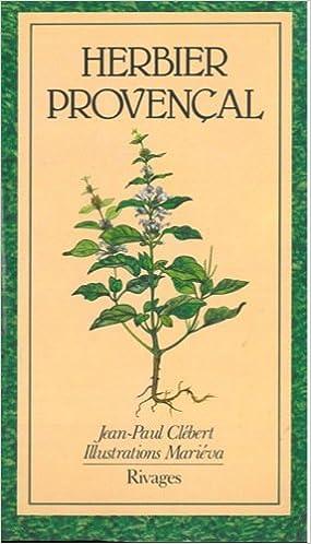 Livre gratuits Herbier provençal pdf, epub