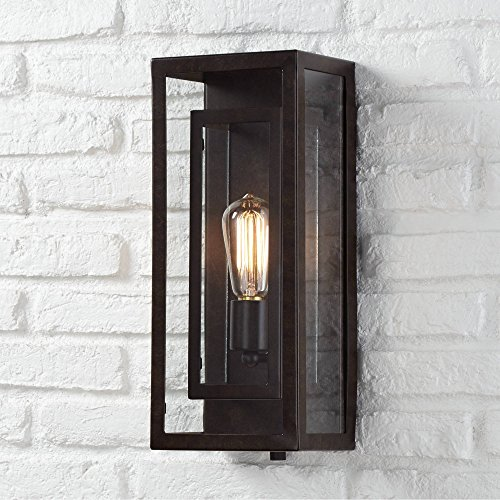 Outdoor Wall Light Stained Glass in US - 3