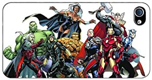 Marvel Ultimate Team Up v1 Apple iPhone 4 - iPhone 4S 3102mss