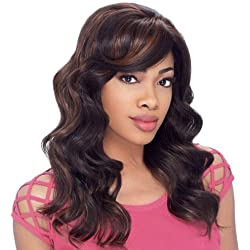 Sensationnel Synthetic Hair Empress Lace Front Edge Wig - Britney-1