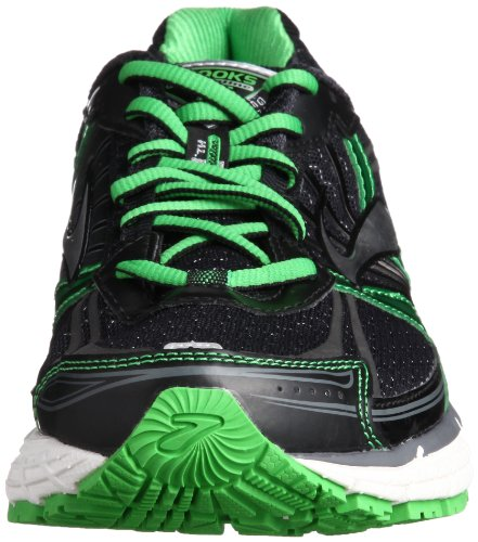 Brooks adrenaline gts14 black/green m 46.5