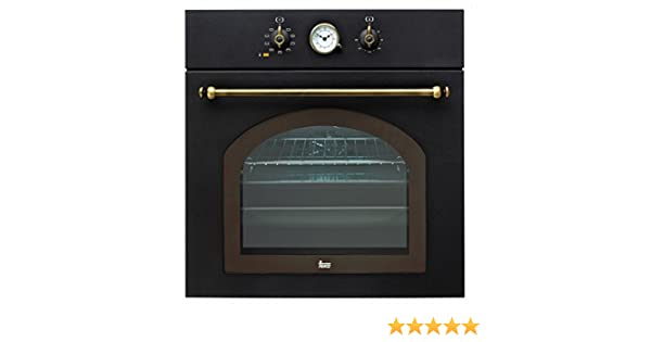 Teka HR 750 - Horno Hr750 Rústico Antracita: 305.8: Amazon.es ...