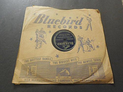 Texas Jim Robertson Sweet Baby Bluebird 33-05031 78 RPM Vinyl -