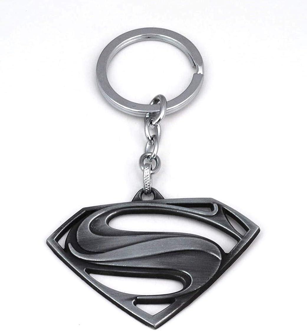 Llavero Superman Negro: Amazon.es: Ropa y accesorios