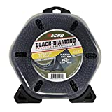 "Echo Black Diamond 330095071 .105"" x 217' 4-Cornered Spiral Pattern Trimmer Line"