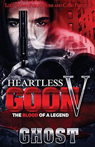 Book Cover: Heartless Goon 5