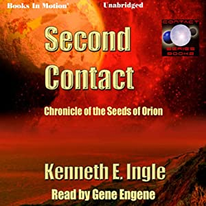 Second Contact: The Seeds of Orion Audiobook