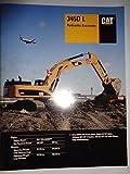 Caterpillar 345D L Hydraulic Excavator Sales Brochure