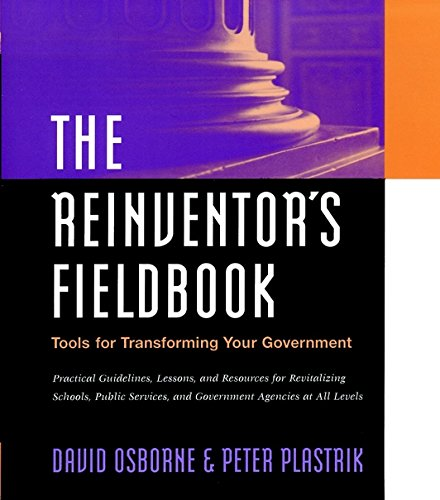 Reinventor Fieldbook Tools Government