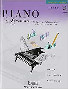 level 3b theory book piano adventures nancy faber. Black Bedroom Furniture Sets. Home Design Ideas
