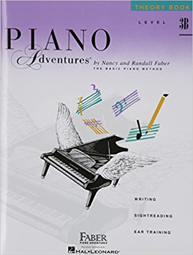TXT Level 3B - Theory Book: Piano Adventures. Bigga stand Reviews other Marca