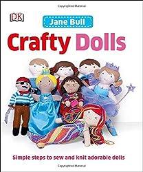 Crafty Dolls by Jane Bull (2014-06-30)
