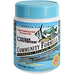 Ocean Nutrition Community Flake Frozen Food, 2.5 oz