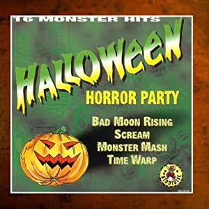 Halloween Horror Party - 16 Monster Hits