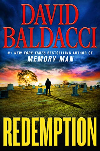 Book cover from Redemption (Memory Man series) by David Baldacci