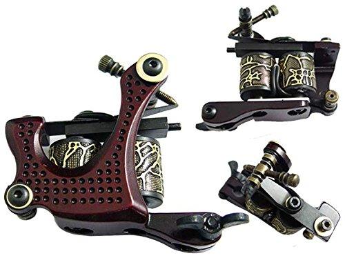 Iron Handmade Tattoo Machine - 7