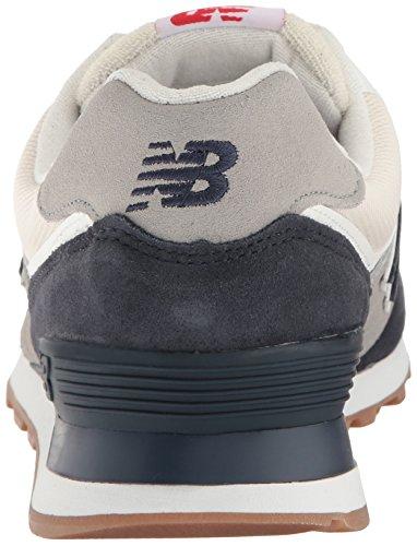 Blue Balance New Stivaletti Blu Ml574 Uomo wB1X1Fq