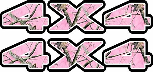4x4-Pink-Camo-Fender-Plastic-Decal-for-Atv-Truck-or-Jeep