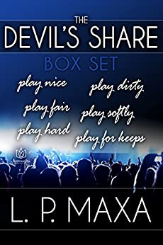 Devils Share Complete L P Maxa ebook product image