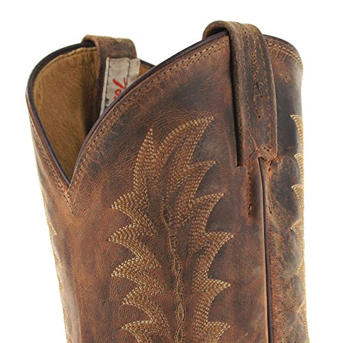 homme Boots Tan et 6979 Weite Bottes cowboy Fashion FB EE bottines pw0qxg05