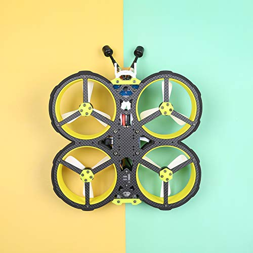 iFlight Bumblebee HD V2 CineWhoop 3Inch 6S Drone Quadcopter for SucceX-A F4 40A AIO Compatible for Digital HD FPV Air Unit for DJI RC