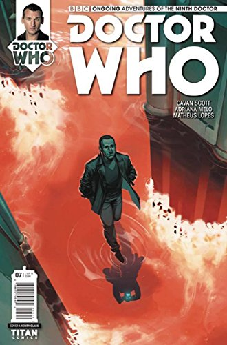 Cvr Glass (DOCTOR WHO 9TH #7 CVR A GLASS)