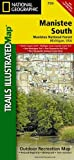 Manistee South [Manistee National Forest] (National Geographic Trails Illustrated Map)