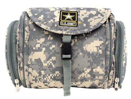 Us Bag (US Army Digital Camo Toiletry Travel)