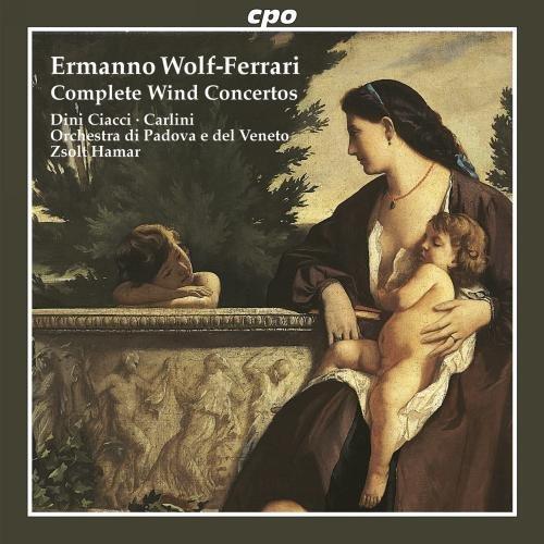 Complete Wind Concertos (Usa Ferrari)