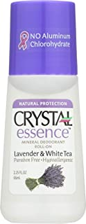 product image for Crystal (NOT A CASE) Mineral Deodorant Roll-On Lavender & White Tea